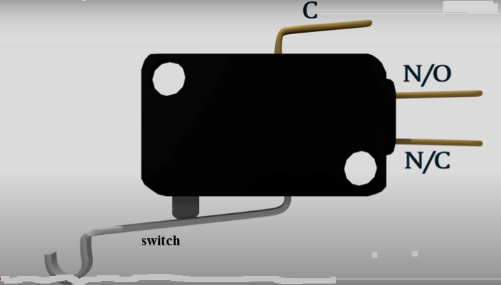 Micro Switch Diagram